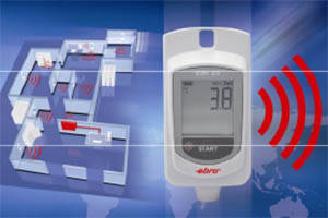 EBRO - Wireless data logger