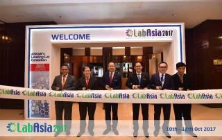 Lab Asia 2017 Opening Ceremony