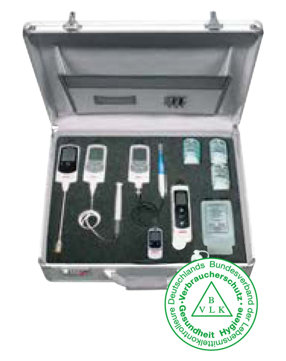 EB 4401 Food Inspection Case