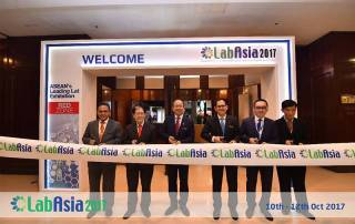 Lab Asia 2017 Opening Ceremony