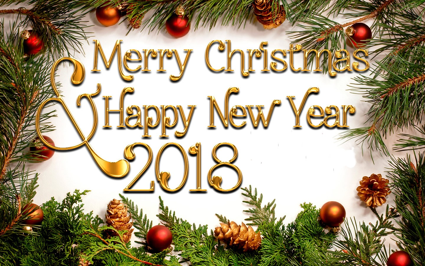 merry christmas happy new year 2018 homemerry christmas happy new year 2018