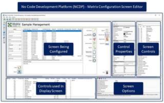 NCDP Matrix Configuration Tools