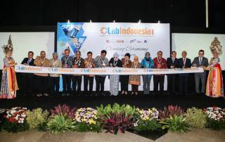 Lab Indonesia 2018 Grand Opening